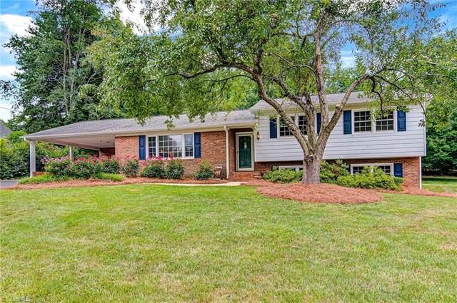 205 Vandyke Street, Kernersville, NC 27284 (MLS #984849) :: Berkshire Hathaway HomeServices Carolinas Realty
