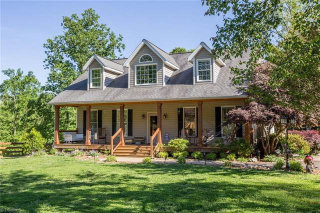 3527 Thayer Road, Trinity, NC 27370 (MLS #984852) :: Berkshire Hathaway HomeServices Carolinas Realty