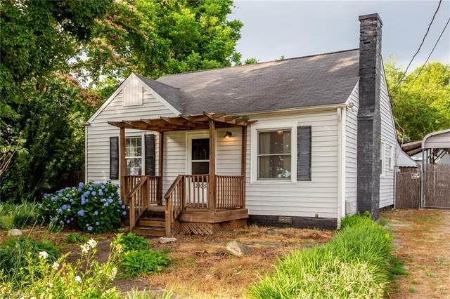 2105 Baltimore Street, High Point, NC 27263 (MLS #984858) :: Berkshire Hathaway HomeServices Carolinas Realty