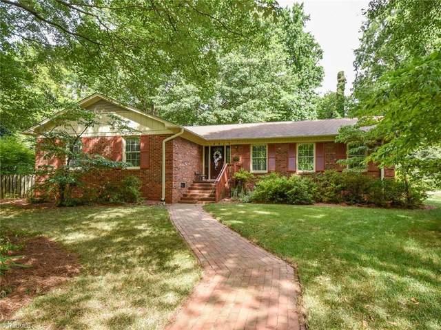 2619 Gracewood Drive, Greensboro, NC 27408 (MLS #984868) :: HergGroup Carolinas | Keller Williams