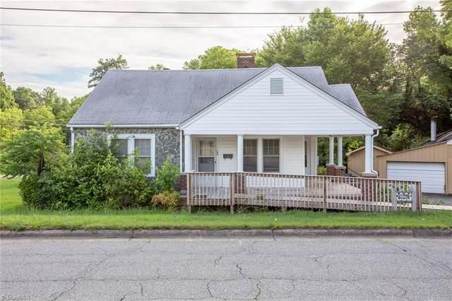 155 Lexington Road, Asheboro, NC 27205 (MLS #984875) :: Berkshire Hathaway HomeServices Carolinas Realty