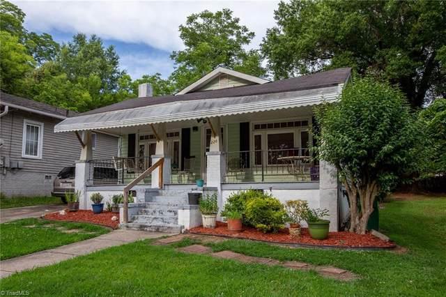 220 Underhill Street, High Point, NC 27260 (MLS #984879) :: Berkshire Hathaway HomeServices Carolinas Realty