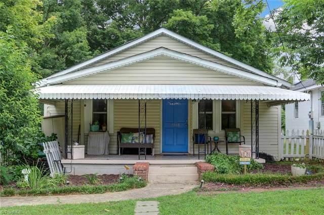 3108 Cecil Street, Greensboro, NC 27455 (MLS #984890) :: Ward & Ward Properties, LLC