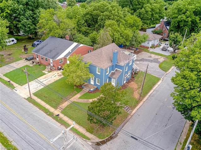 409 Richardson Avenue, High Point, NC 27260 (MLS #984895) :: Berkshire Hathaway HomeServices Carolinas Realty