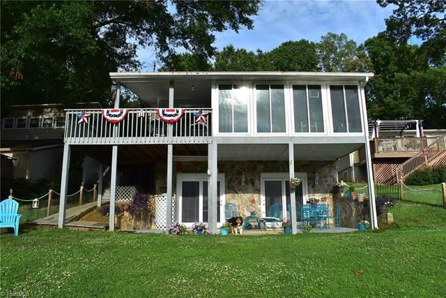 1321 Hickory Point Drive, Lexington, NC 27292 (MLS #984904) :: Berkshire Hathaway HomeServices Carolinas Realty