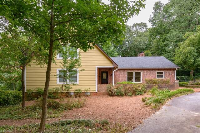 2786 Robinhood Road, Winston Salem, NC 27106 (MLS #984905) :: Berkshire Hathaway HomeServices Carolinas Realty