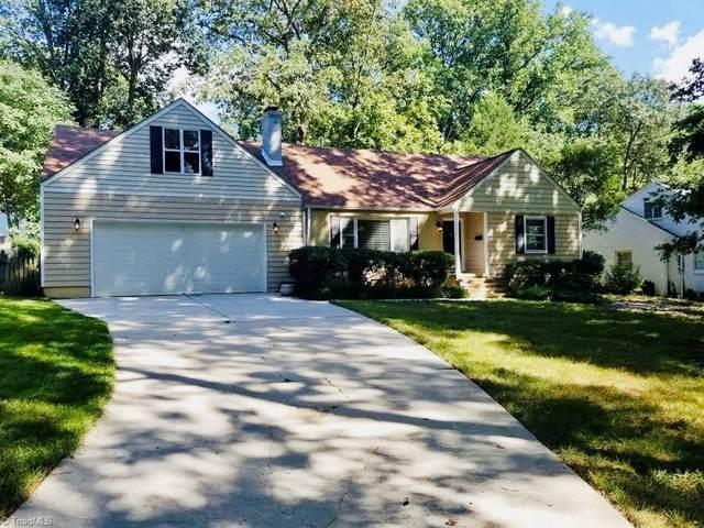 112 Wedgedale Avenue, Greensboro, NC 27403 (MLS #984926) :: Lewis & Clark, Realtors®