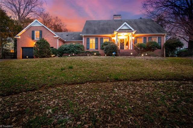 1318 Robin Hood Road, High Point, NC 27262 (MLS #984941) :: Berkshire Hathaway HomeServices Carolinas Realty
