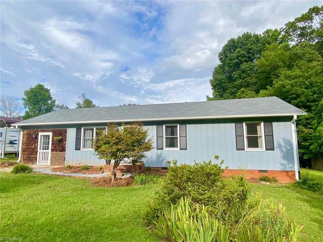 255 Avalon Drive, Lexington, NC 27295 (MLS #984951) :: Berkshire Hathaway HomeServices Carolinas Realty