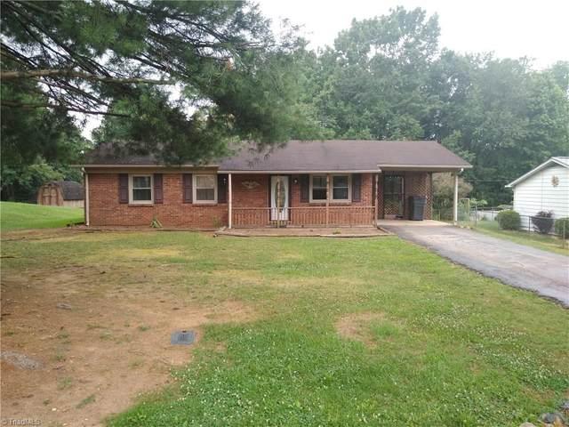 1518 Ballymena Drive, Reidsville, NC 27320 (MLS #984961) :: Ward & Ward Properties, LLC