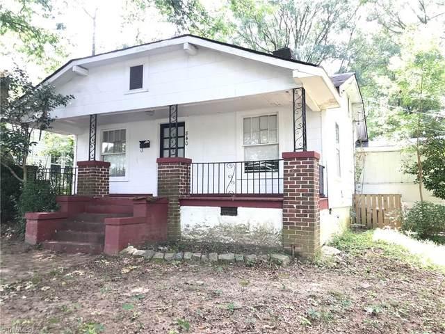 840 Goldfloss Street, Winston Salem, NC 27107 (MLS #984975) :: Lewis & Clark, Realtors®