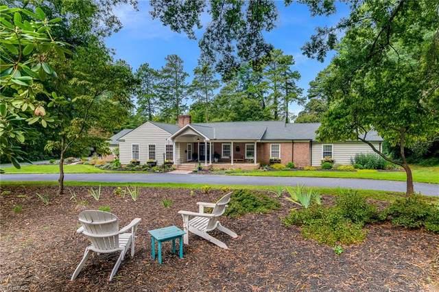 380 Buckingham Road, Winston Salem, NC 27104 (MLS #984982) :: HergGroup Carolinas | Keller Williams