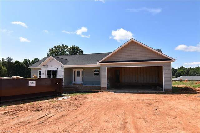 162 Monica Lane, Midway, NC 27360 (MLS #984985) :: Berkshire Hathaway HomeServices Carolinas Realty