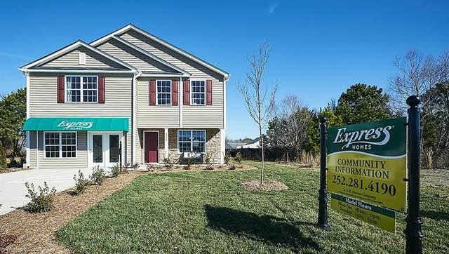953 Boseman Street #62, Rural Hall, NC 27045 (MLS #984991) :: Ward & Ward Properties, LLC