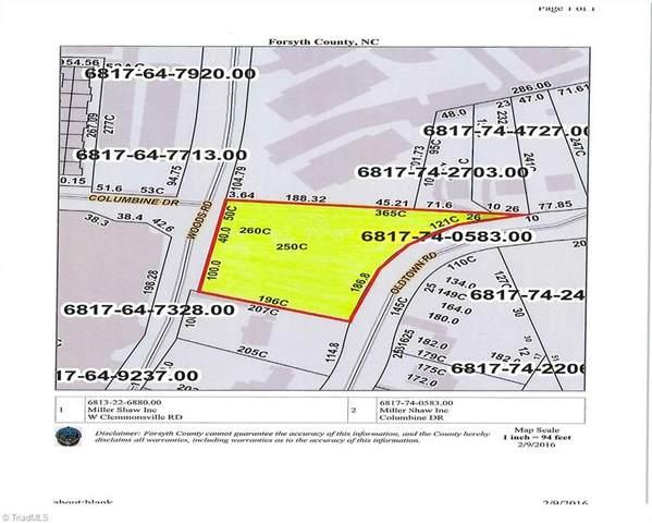 0 Woods Road, Winston Salem, NC 27106 (MLS #984994) :: Lewis & Clark, Realtors®