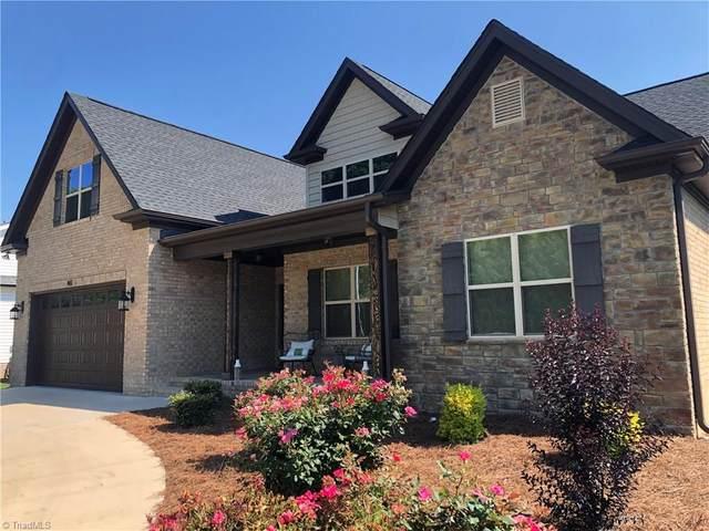 461 Petree Road, Winston Salem, NC 27106 (MLS #985003) :: Berkshire Hathaway HomeServices Carolinas Realty