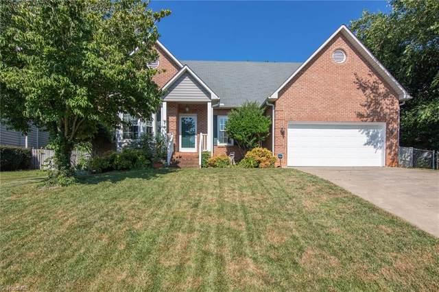 4460 Greenfield Way Drive, Winston Salem, NC 27103 (#985005) :: Premier Realty NC