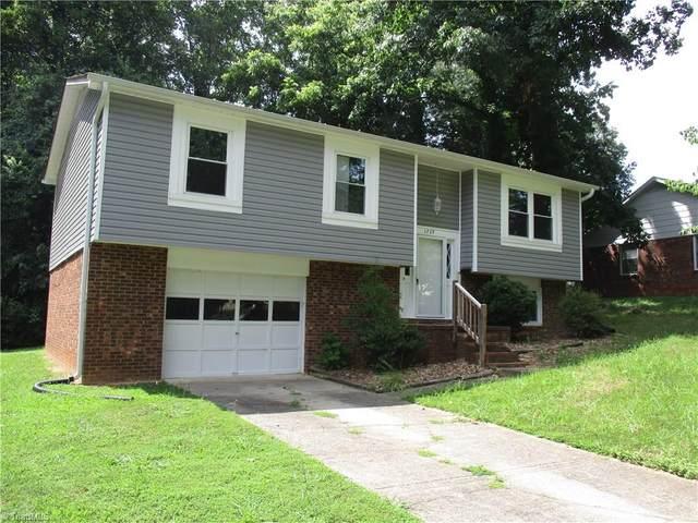 1739 Camden Road, Winston Salem, NC 27103 (MLS #985011) :: Berkshire Hathaway HomeServices Carolinas Realty