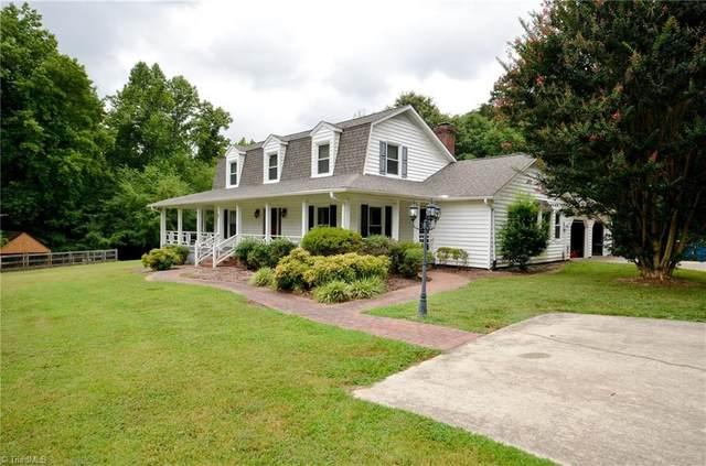 4560 Alliance Church Road, Pleasant Garden, NC 27313 (MLS #985020) :: HergGroup Carolinas | Keller Williams