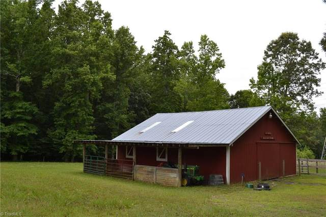 4538 Alliance Church Road, Pleasant Garden, NC 27313 (MLS #985026) :: HergGroup Carolinas | Keller Williams