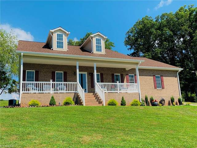 102 Mill Brook Drive, Millers Creek, NC 28651 (MLS #985034) :: Berkshire Hathaway HomeServices Carolinas Realty