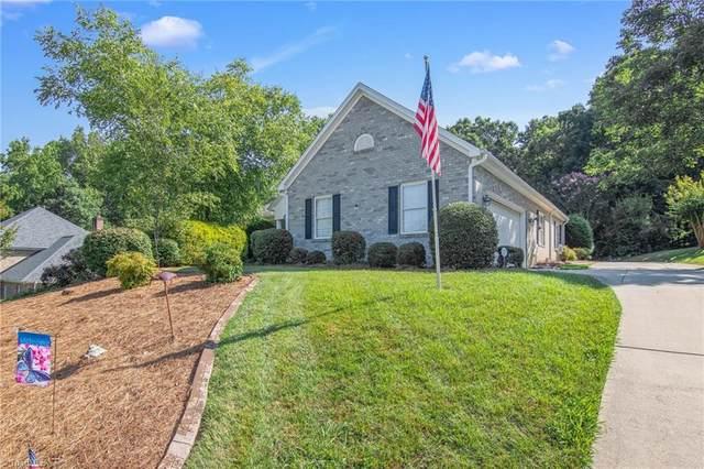 116 Arlington Drive, Jamestown, NC 27282 (MLS #985038) :: Ward & Ward Properties, LLC