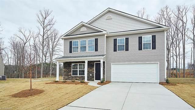 1973 Longshadow Street #193, Rural Hall, NC 27045 (MLS #985059) :: Ward & Ward Properties, LLC