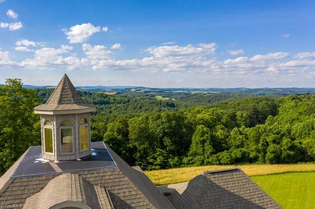 203 Fox Run Lane, Sparta, NC 28675 (#985063) :: Mossy Oak Properties Land and Luxury
