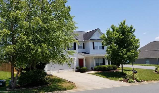 108 Creeks Edge Court, Clemmons, NC 27012 (MLS #985066) :: Berkshire Hathaway HomeServices Carolinas Realty