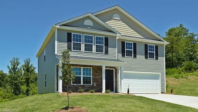 947 Bosemon Street #63, Rural Hall, NC 27045 (MLS #985069) :: Ward & Ward Properties, LLC