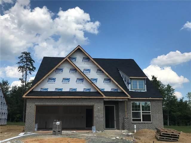 2525 Sunfield Drive Lot 51, Graham, NC 27253 (MLS #985094) :: Ward & Ward Properties, LLC