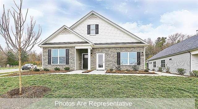 4508 Sapphire Court #12, Clemmons, NC 27012 (MLS #985098) :: Berkshire Hathaway HomeServices Carolinas Realty