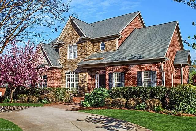 217 Surrey Path Court, Winston Salem, NC 27104 (MLS #985169) :: Berkshire Hathaway HomeServices Carolinas Realty