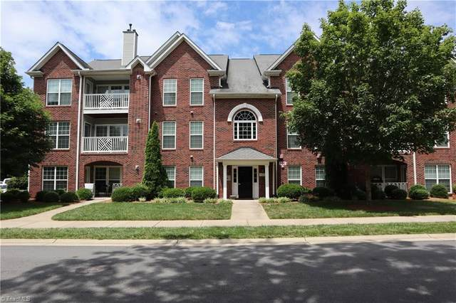 130 Shallowford Reserve Drive #103, Lewisville, NC 27023 (MLS #985170) :: Ward & Ward Properties, LLC