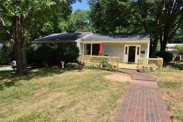 2506 Overbrook Drive, Greensboro, NC 27408 (MLS #985190) :: Ward & Ward Properties, LLC