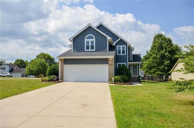 201 Maplewood Court, Trinity, NC 27370 (MLS #985202) :: Ward & Ward Properties, LLC