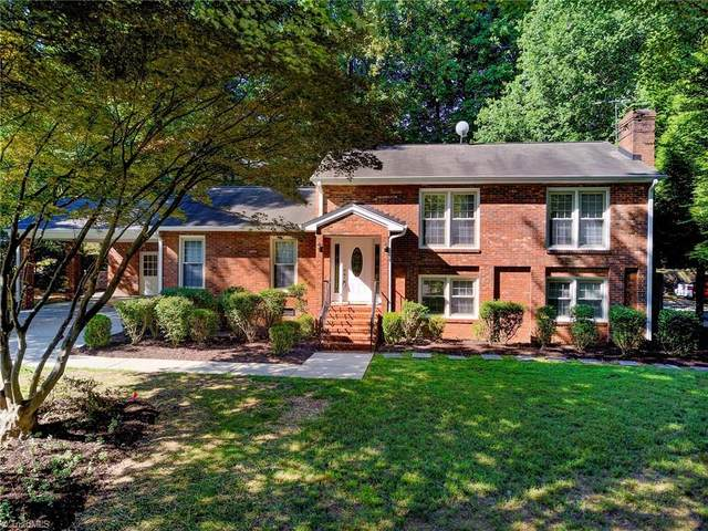 3701 Hobbs Road, Greensboro, NC 27410 (MLS #985218) :: Ward & Ward Properties, LLC