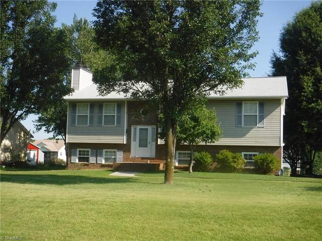 692 Arnold Road, Lexington, NC 27295 (#985237) :: Premier Realty NC