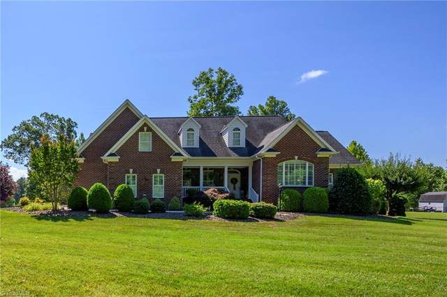 371 Glenrobin Drive, Eden, NC 27288 (MLS #985241) :: Berkshire Hathaway HomeServices Carolinas Realty