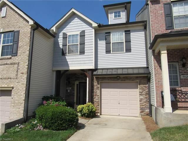 970 Silver Leaf Drive, Winston Salem, NC 27103 (MLS #985242) :: Berkshire Hathaway HomeServices Carolinas Realty