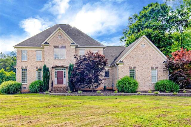 6508 Lismore Drive, Browns Summit, NC 27214 (#985248) :: Premier Realty NC