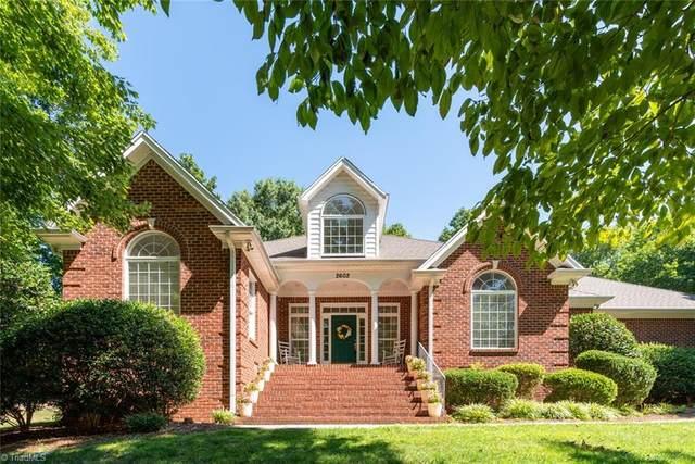 2602 Kinsey Drive, Summerfield, NC 27358 (MLS #985266) :: Ward & Ward Properties, LLC