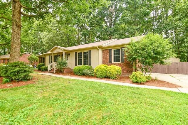 5012 Renville Drive, Greensboro, NC 27406 (MLS #985267) :: Ward & Ward Properties, LLC