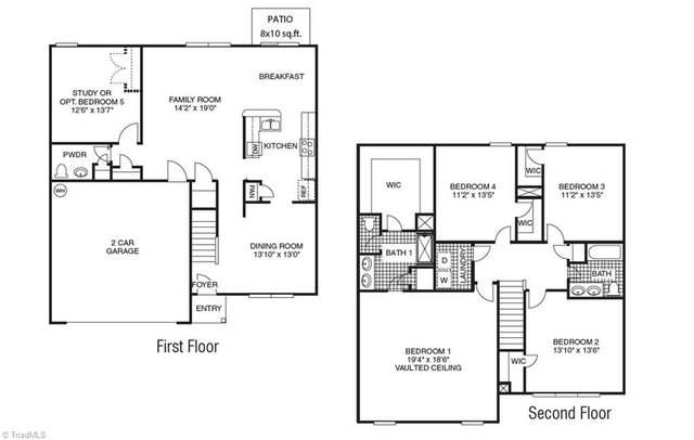 5028 Black Forest Drive #125, Greensboro, NC 27405 (MLS #985283) :: Berkshire Hathaway HomeServices Carolinas Realty