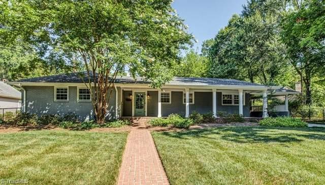 1020 Van Hoy Avenue, Winston Salem, NC 27104 (MLS #985297) :: Berkshire Hathaway HomeServices Carolinas Realty