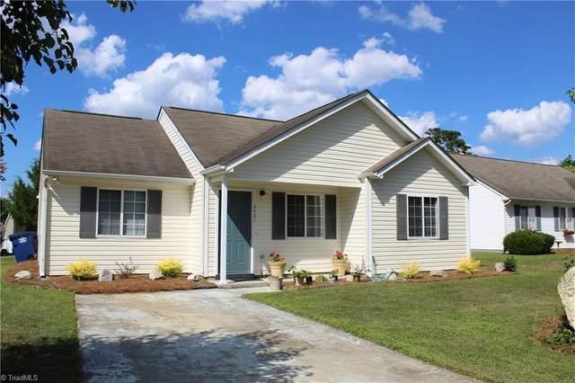 2421 Stratford Crossing Drive, Winston Salem, NC 27103 (MLS #985309) :: Ward & Ward Properties, LLC