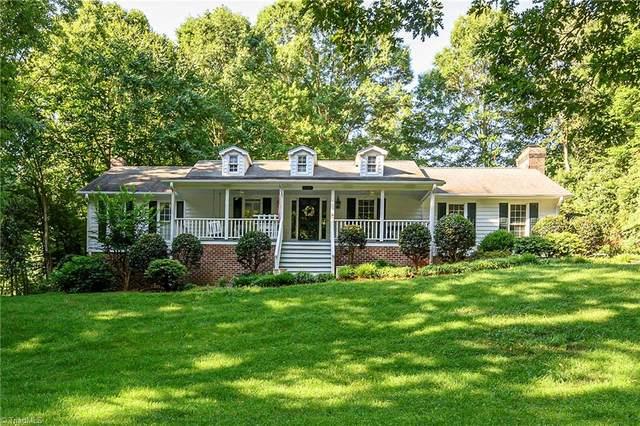 250 Oakmont Terrace, Lexington, NC 27295 (MLS #985324) :: Ward & Ward Properties, LLC