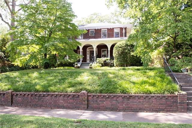 310 S Chapman Street, Greensboro, NC 27403 (MLS #985341) :: Greta Frye & Associates | KW Realty Elite