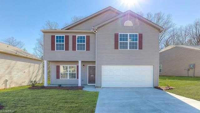 5015 Black Forest Drive #61, Greensboro, NC 27405 (MLS #985349) :: Berkshire Hathaway HomeServices Carolinas Realty