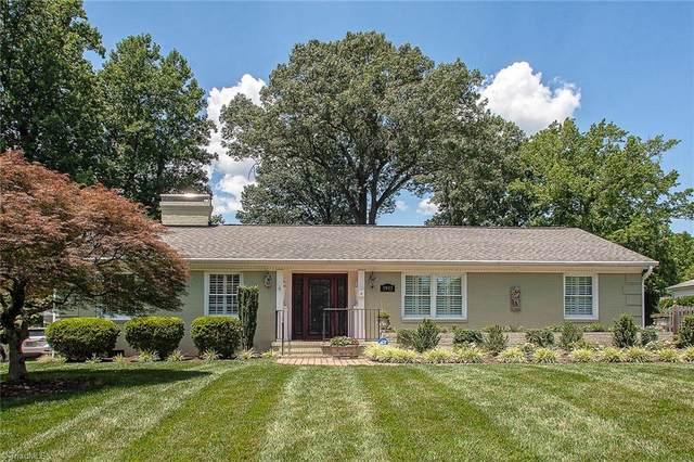 1903 N Elm Street, Greensboro, NC 27408 (MLS #985360) :: Berkshire Hathaway HomeServices Carolinas Realty